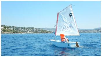 Çocuk ve Gençlere yelken eğitimi